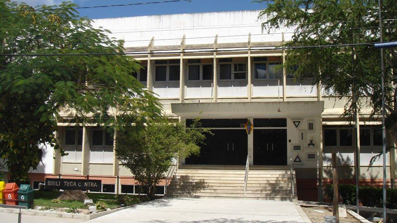 Biblioteca Central - Campus de Campina Grande