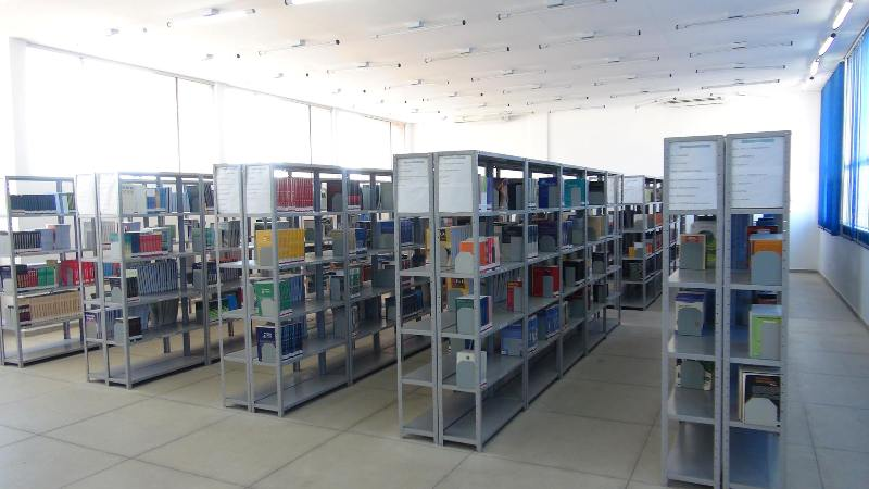Biblioteca Setorial do Campus de Pombal